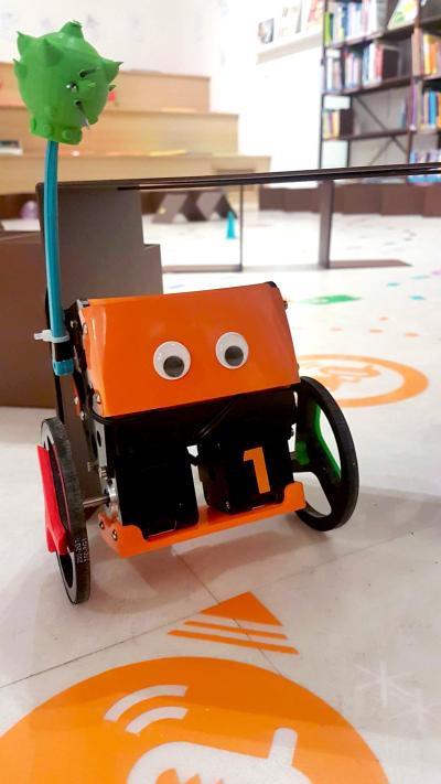 robot arena 8